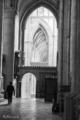 Franchir les portes (Nonauk) Tags: canterbury uk angleterre cathedrale