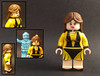 Custom Lego Silk Spectre II (Brickophilia) Tags: custom lego dc comics minifigure watchman superhero silk spectre