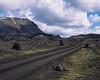 Hitch-hikers (JaZ99wro) Tags: exif4film iceland provia100f e6 f0346 tetenal3bathkit islandia pentax67ii highlands opticfilm120 analog film