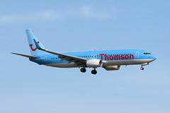 G-TAWG Palma 04/06/12 (Andy Vass Aviation) Tags: palma b737 thomsonairways gtawg