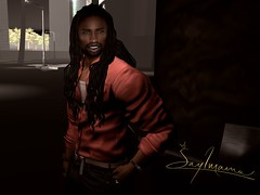 Dropdead in Deadwool (adusayimamu) Tags: deadwool cocoa butter second life secondlife adusay imamu