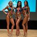 Bikini C - 2nd Christyna Boudreault 1st Audrey Plante 3rd Laurence Laliberté