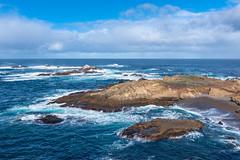 Spit of Land (Matt McLean) Tags: california carmel coast landscape monterey ocean pacific pointlobos shore