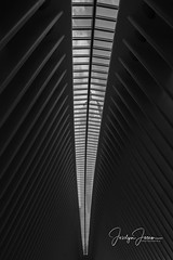 One World Trade Center (jcjocom) Tags: bnw oculus jcjocom newyork monochrome fujifilmxt2 oneworldtradecenter