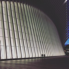 Oculus WTC (*alicja*) Tags: newyork iphone downtown manhattan nyc brooklyn museum oculus wtc worldtradecenter taxi city typical traditional new yorker newyorker ciudad nueva york nowyjork shadows lights composition beautiful