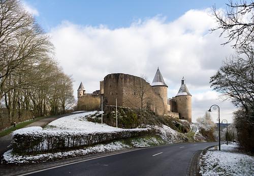 Luxembourg. Bourscheid