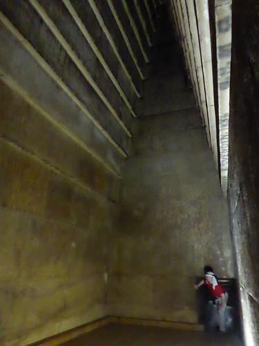 Inside the Red Pyramid, Dahshur