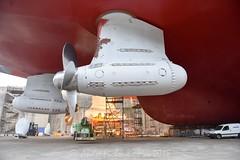 Mai 2018 -  Port de Brest -487 (Margodenn.) Tags: boris vilkitsky dock yard brest port damen