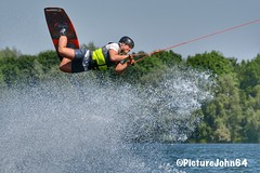 Wakeboarding Almere The Netherlands (PictureJohn64) Tags: maxdelhaas almere flevoland weerwater sport wakeboarding wakeboard picturejohn64 nikon d7100 actie action netherlands