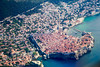 Dubrovnik from the plane (ncs1984) Tags: dubrovnik oldtown croatia old town dalmatian coast adriatic sea view plane airplane aeroplane travel canon 6d canon6d ngc