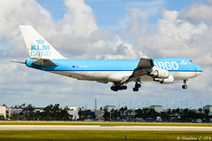 Operated by Martinair Holland 🇳🇱 (Maxime C-M ✈) Tags: queen airplane fly travel colors miami florida passion aviation beautiful usa america exotic airport city blue sky clouds