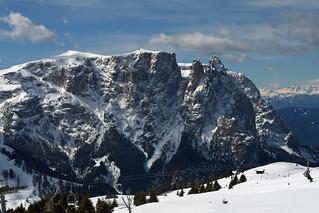 Monte Pez, Monte Castello, Punta Euringer, Punta Santner
