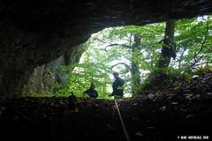 Fossi Musolea (Buio Verticale | Gruppo Speleologico CAI Gubbio) Tags: buioverticale gruppospeleologicocaigubbio caigubbio montecucco grotta cave caving speleologia speleo esplorazione