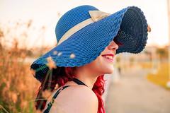 summertime mode photos (Erik Preis photo portfolio) Tags: canon canon5d canonlens canonef canon50mm girl redhair sun sunset