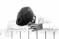The despair|Novara|Italy (Giovanni Riccioni) Tags: 2018 5d autoritratto autoscatto camicia canon canon430exii canonef75300mmf456iiiusm canoneos5d eos flash fullframe giovanni giovanniriccioniphotography highkey italia italy man neweer novara phottix phottixplato piedmont piemonte plato portrait ritratto selfportrait selftimer shirt speedlight strobe trigger uomo cappello hat 580 canon580exii pixelking pianto piangere crying cry despair disperazione biancoenero blackwhite bianco bianconero blackandwhite white