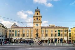Parma (PR), 2018, Il Palazzo del Governatore. (Fiore S. Barbato) Tags: italy emilia romagna emiliaromagna parma palazzo governatore