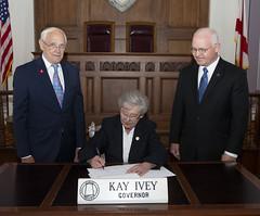 Bill Signings   142