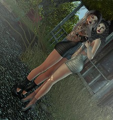 #Uncover / 141 (NaraRugani) Tags: top bra shoes heels woman fashion blog secondlife sl photo metaverso ava avi av photograph photographer perfect secondlifephoto secondlifebento bento groupvip groupgift gift free avatar clothes love lover couple family girl women female secondlifemetaverso lotd look featured firestorme viewer 3d virtual hair sleeves sandals outfit pose poser life 3dpeaple virtualworld fashionblogger slblog slblogger secondlifeblog nararugani fashionblog model event