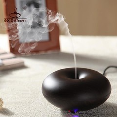 160ml Ultrasonic Aromatherapy Essential Oil Diffusers Dark Wood (mindaligned8) Tags: ultrasonic aromatherapy essential oil diffuser
