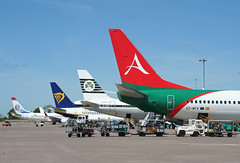 EC-MTV Boeing 737-8K5 Alba Star (corkspotter / Paul Daly) Tags: ecmtv boeing 7378k5 w b738 27992 523 l2j rsej 345617 lav jq alba star 2000 n1786b 20171121 eiias ork eick cork