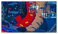 HAUTE COUTURE (akahawkeyefan) Tags: socks store window monterey canneryrow davemeyer