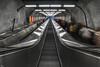 escalator (TeRo.A) Tags: metroasema portaat station ruoholahti helsinki escalator