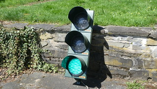 Dambach LED Vehicle Signal with old Garufo 1 LED Modules