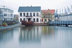 Tjörnin (The Pond), Reykjavik, Iceland (leo_li's Photography) Tags: tjörnin 레이캬비크 아이슬란드 レイキャヴィーク アイスランド reykjavík ísland 冰岛 雷克雅未克 冰島 reykjavik iceland