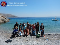 "Kalymnos Diving protect the oceans clean the seas • <a style=""font-size:0.8em;"" href=""http://www.flickr.com/photos/150652762@N02/41825674282/"" target=""_blank"">View on Flickr</a>"