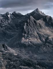 The Executioner's Song (J McSporran) Tags: scotland highlands westhighlands isleofskye skye cuillinmountains cuillins sgurrnastri ambastier sgurrnangillean landscape canon6d ef70200mmf28lisiiusm