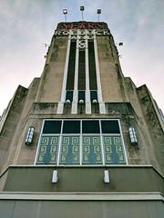 Sears Roebuck Co (Meredith Jacobson Marciano) Tags: flickrfriday lowangle artdeco sears flatbush 1932 flfrok