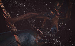 The Ashen Depths (riowyn.slife) Tags: mermaid siren bone pfc cynefin lore izzies fantasy contraption bodylanguage