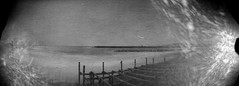 040518001 (francescoccia) Tags: lavagna beach sea diy homemade pinholecan pinhole paper papernegative blackwhite bw bn francescoccia analogue analog
