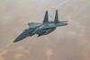 Desert Eagle (MulesAFpilot) Tags: f15e strikeeagle southwestasia airforce aircraft airrefueling mcdonnelldouglas mudhen bombs fighter canon70d canonef2470f28lii nkawtg
