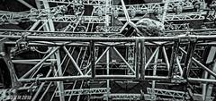 Rigging ! (Ub R M) Tags: hubertmarrone lgg4 lgh815 nb ubrm black blackandwhite blanc carpenter concert cordiste echafaudage industrial industriel kinghubi layer monochrome nikaia noir noiretblanc photographic photographics pontdelumieres rig rigg rigging riggueur scaffeur scene stage structure structures urbain wb white