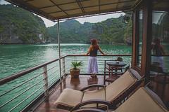 Orchid Cruise Halong Bay Vietnam (Paul D'Ambra - Australia) Tags: boat cruise halongbay halongbaycruise orchidcruises việthải hảiphòng vietnam lalentephotography pauldambra