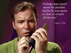 James T. Kirk (Mel_DJ) Tags: jamestkirk captain startrek episode quotation word publicdomain