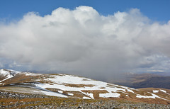 Showers. (Davie Main) Tags: carnliath munro scottishhighlands highlandsofscotland scotland scottishweather showers rainshowers raincloud rainclouds rain clouds shower