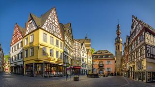 Cochem an der Mosel - Marktplatz