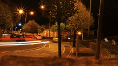 chasing midnight (benmccarthyphotography) Tags: longexposure exposure long light lighttrials cobh cars canon canon750d photography longexposurephotography trees