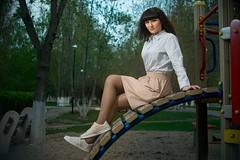 Karina (Dennis Mikhaylov) Tags: girl portrait nikon d3300 nikkor 35mm f18g dx speedlight sb600
