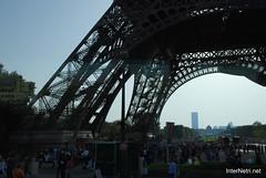 Париж Ейфелева вежа InterNetri  France 012