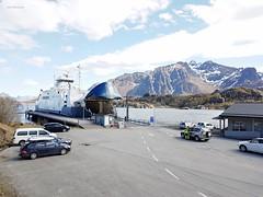 """Tranøy"" (OlafHorsevik) Tags: tromsø tranøy torghattennord thn ferge ferga ferry ferja ferje reserveferge hadselfjorden melbu fiskebøl"