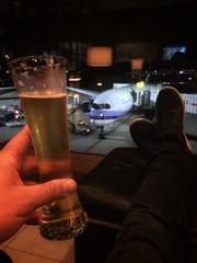 Waiting to board CX889 YVR-HKG. (C McCann) Tags: aviation canada firstclass lounge airport yvr cyvr