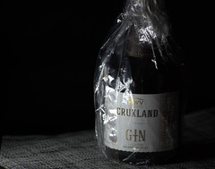 Cruxland Gin with Kalahari truffle (Tony Worrall) Tags: add tag ©2018tonyworrall images photos photograff things uk england food foodie grub eat eaten taste tasty cook cooked iatethis foodporn foodpictures picturesoffood dish dishes menu plate plated made ingrediants nice flavour foodophile x yummy make tasted meal nutritional freshtaste foodstuff cuisine nourishment nutriments provisions ration refreshment store sustenance fare foodstuffs meals snacks bites chow cookery diet eatable fodder gin bottle drink spirit booze package kalahari truffle