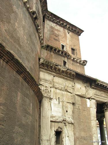 Пантеон, Рим, Італія InterNetri Italy 132