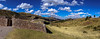 In the vicinity of Cusco / В окрестностях Куско (Vladimir Zhdanov) Tags: travel peru andes landscape nature mountains sky cloud cusco pukapukara ruins architecture building tree grass field