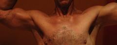 BIG BULGING BICEPS (FLEX ROGERS) Tags: biceps bizeps muscle muscles muscular flex flexed flexing guns shoulders abs chest pecs bodybuilder bodybuilding huge big massive ripped shredded workout