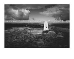 storm-clouds-stanage-edge-peak-district (jdtphotographycouk) Tags: landscape peakdistrict sunlight uklandscapephoto canon canon6d clouds stanageedge trigpoint bnw blackandwhitelandscape mono monochrome landscapephoto nature uklandscape