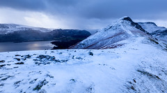 catbells (Ade G) Tags: landscape seasons lakes mountains snow sunrise winter